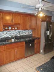 A) .. Cabinets,  Pompano Beach FL. Kitchen Remodeling. Cabinet Refacing,  Home Renovations