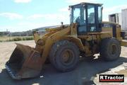 CAT 938G II Wheel Loader Year 2003,  R Tractor