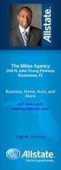 Auto Insurance Kissimmee Florida - The Miles Agency 407-846-6247