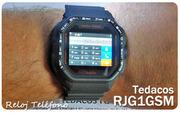 TEDACOS Watch Phone Wrist Cell GSM Bluetooth