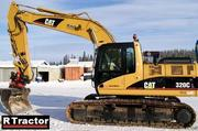Excavator 320 C / Technical  Specification - R Tractor LLC