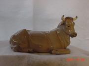 Lladro Buey Calf