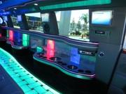 Limousine service in Miami,  Fort Lauderdale,  Pompano Beach