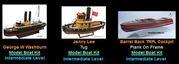 Model Boats and Accessories-Historicships.com
