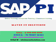 SAP PI Online Training
