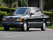 1986 mercedes-benz Mercedes-Benz: 500-Series 560SEL 126 BODY STYLE LU