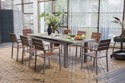 Polylumber Extendable Dining Set on Sale