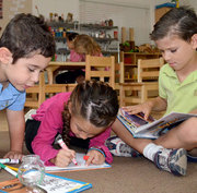Enriching Programs Building Children's Interests