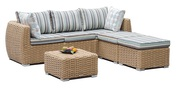 Mega Sale on Patio Wicker 4 Piece Sofa Sets
