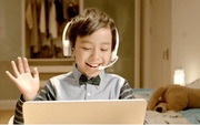 Teach English Online to Chinese Children with !
