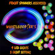 Fidget Spinner Toy  Led  Spinner Toy