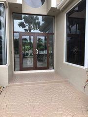 Patio door repair in Florida