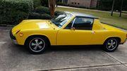 1970 Porsche 9146 11086 miles
