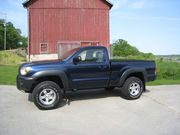 2012 Toyota TacomaBase Standard Cab Pickup 2-Door