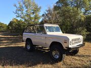 1971 Ford Bronco 55000 miles