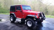 1999 Jeep WranglerSport Sport Utility 2-Door