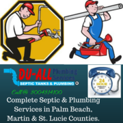 Du-All Plumbing and Septic Tank Services