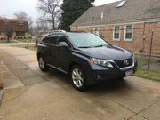 2010 Lexus RX Base Sport Utility 4-Door