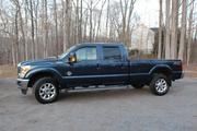 2015 Ford F-350 Crew Cab,  8'  bed with spray-in bedliner