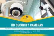 HD Security Cameras in Orlando