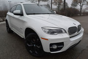 2014 BMW X6 xDrive50i Sport Utility 4-Door