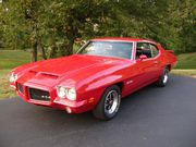 1971 Pontiac GTO 92000 miles