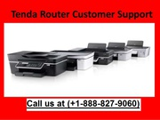 How to take help from Tenda customer service for router issues