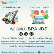 Get Website Design at Affordable Price in Florida,  USA