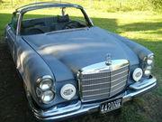 1970 Mercedes-Benz 200-Series