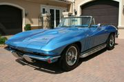 1966 Chevrolet Corvette Convertible 427450HP