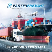 International Freight Forwarding and Cargo Shipping Services | Florida
