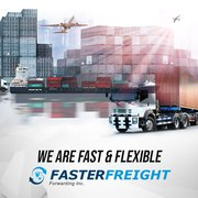 International Freight Forwarding Company | Faster Freight