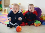 Cute Twin (Girl and Boy) Up For Adoption